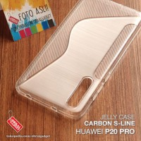 Soft Jelly Case Huawei P20 Pro Softcase Silicon Silikon Casing Cover