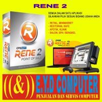 PROGRAM KASIR TOKO RENE2 POS FULL VERSION BANYAK PC SEMUA SOFTWARE