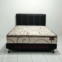 Spring Bed Romance Harmonis Pillow Top 120 x 200 HB Abel Full Set