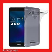 Clear Soft Case Casing Transparan Asus Zenfone 3 Max 5.2 ZC520TL