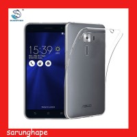 Clear Soft Case Casing Transparan Asus Zenfone 3 5.2 ZE520KL