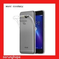 Clear Soft Case Casing Transparan Asus Zenfone 3 Max 5.5 ZC553KL