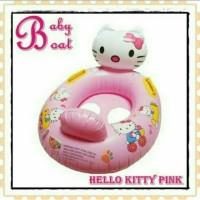 Ban Renang Untuk Anak Renang Bentuknya Ada Hello kitty,Bebek, Doraemon