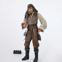 Capt. Teague Jack Sparrow Pirates of the Caribbean Neca figure