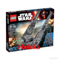 lego 75104 star wars kylo ren's command shuttle