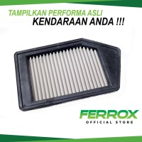 Ferrox Filter Udara Honda Accord 2400cc (2013-2015)