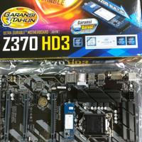 Gigabyte Z370 HD3-OP (LGA 1151,Z370,DDR4) Support Coffeelake