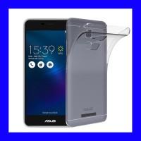Asus Zenfone 3 Max 5.2 ZC520TL - Clear Soft Case Casing Transparan