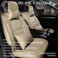 Sarung jok mobil Xpander sporty. Exced. Ultimate
