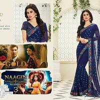 Raja rani baju india saree kain sari alveera nagin