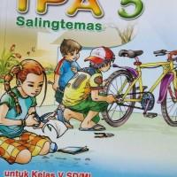 Buku SD MURAH Buku BSE IPA untuk SD/MI kelas 5
