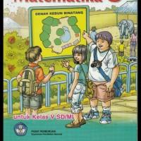 New Sale Buku Bse: Matematika Untuk SdU002Fmi Kelas 5 . . .
