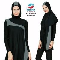 Baju Renang Muslimah Premium Ukuran XXL Dewasa ES-FCM-004-B