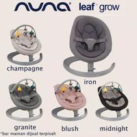 Nuna leaf grow bouncer tempat tidur ayun bayi swing promo murah