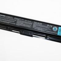 baterai ORIGINAL toshiba satellite A200 A203 A205 m200 L300 3534 ORI