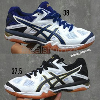 TERLARIS Sepatu Volley Asics Gel Tactic Original Size Cewek