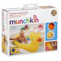 munchkin bak mandi bayi munchkin inflatable baby bath tub TANPA POMPA