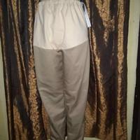 Celana Hamil Bahan Katun Pakaian Baju Ibu Hamil