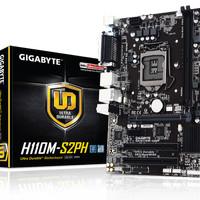 Gigabyte GA-H110M-S2PH (LGA1151, H110, DDR4)