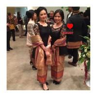 Songket thailand bawahan rok kebaya wisuda brukat tile batiksongket