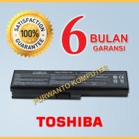 Baterai Laptop Toshiba Satellite L310 L510 L515 - PA3634U PA3634U-1BAS