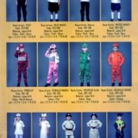 Baju profesi anak pembalap penjaga kebun binatang pramugari akmil
