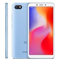 Xiaomi Redmi 6A - Blue 16GB - Garansi Distributor