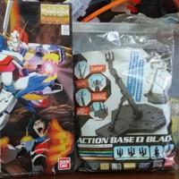 Gundam MG 044 GF13-017NJ II GOD GUNDAM Bandai 1/100 & Action Base