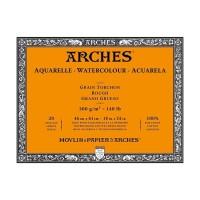 ARCHES Rough 300gsm 46x61cm Watercolour Paper Block - Histore