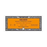 ARCHES Rough 300gsm 10x25cm Watercolour Paper Block - Histore