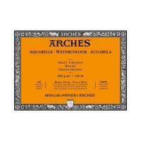 ARCHES Rough 300gsm 36x51cm Watercolour Paper Block - Histore