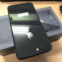 Iphone 8 Plus 256gb Second Mulus Original Fullset