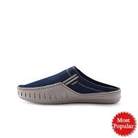 Ardiles Men Kaulun Sepatu Slip On Biru
