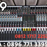 Mixer 24 channel ASHLEY MPX24 MPX 24 Ada 20 mono 4 sub, 3 Aux Mantab