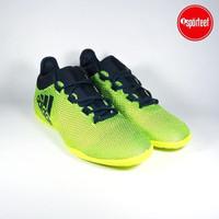 Sepatu Futsal BNIB Original Adidas X Tango 17.3 In Solar Yellow Black