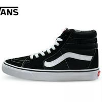 Vans SK8-Hi / vn-0d5ib8c Original, tinggi, sepatu pria (hitam)