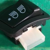 SAKLAR LAMPU KIRI 3 WAY OFF untuk motor HONDA BEAT FI / VARIO 125 FI