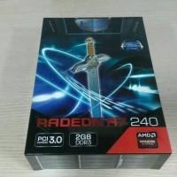 VGA RADEON HIS R7 240 2 GB DDR3