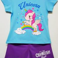 Baju setelan OshKosh anak perempuan size 1-6/ baju anak branded