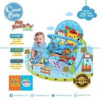 Sugar Baby Rocking Chair/Rocker Chair/ Bouncher Baby/ Bouncer bayi SNI