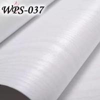 WPS037 WHITE WOOD URAT KAYU PUTIH WALLPAPER STICKER WALLPAPER STIKER