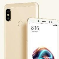 PROMO XIAOMI REDMI NOTE 5 PRO 6GB-64GB NEW GOLD GARANSI Berkualitas