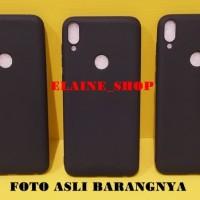 Case Slim Black Matte ASus Zenfone Max Pro M1 SoftCase Full Black