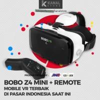 Virtual Reality 3D Bobo Vr Z4 Mini + Remote   Cardboard Google Vr Box