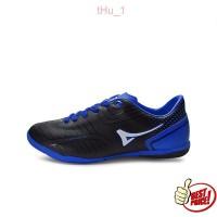 Ardiles Men Primeknit FL Sepatu Futsal Hitam/Biru Royal