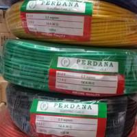 Kabel serabut 1x2.5mm /kabel nyaf 2.5mm / kabel awg 14/kabel perdana