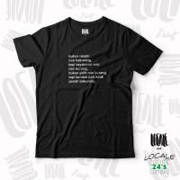 Baju Kaos kata kata minang , sumbar, urang awak 005