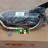 knalpot tsukigi BEAT SCOOPY BEAT FI SCOOPY FI RC3 standard racing