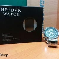 Spy Cam WaterProof - Kamera Pengintai Jam Tangan - HD-DVR Watch 8GB