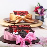 Kue Ulang Tahun MURAH dan ENAK diameter 20 cm